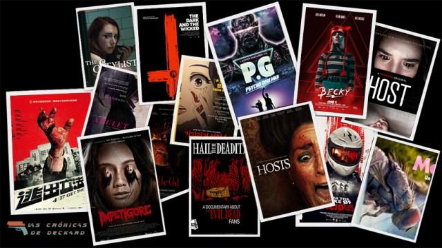 Películas online Sitges 2020