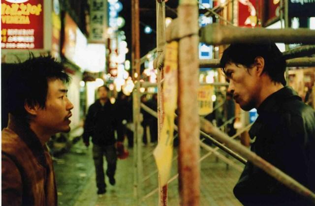 The City of Violence Ryoo Seung-wan Jung Doo-hong.