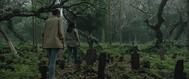 Impetigore. Cementerio