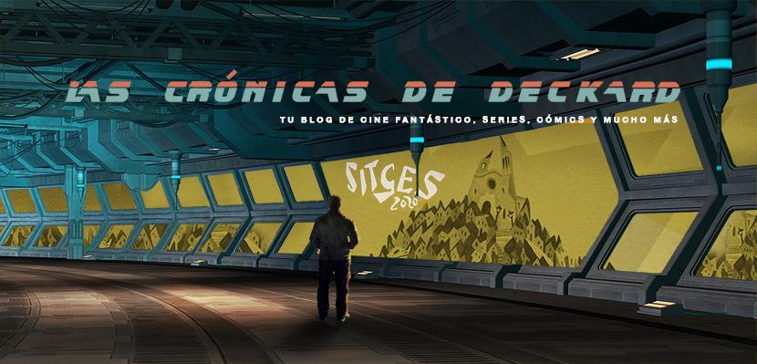 Sitges 2020 Las Crónicas de Deckard