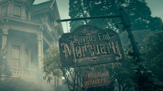 Raven's End Mortuary