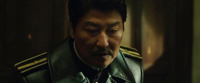 El imperio de las sombras. Song Kang-ho