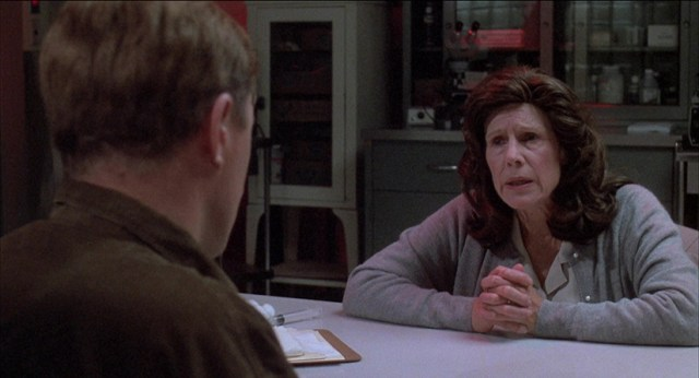Frances Sternhagen in Raising Cain