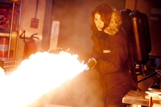 Mary Elizabeth Winstead La Cosa 2011. Fuego
