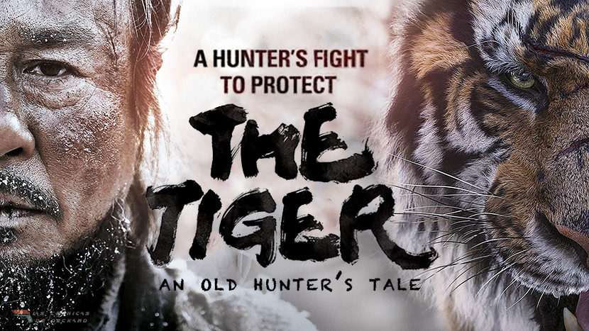 The Tiger An Old Hunter's Tale Poster Las Crónicas de Deckard