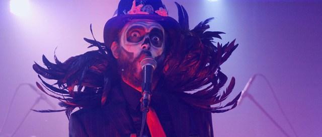 Victor Hubara como Papa Voodoo