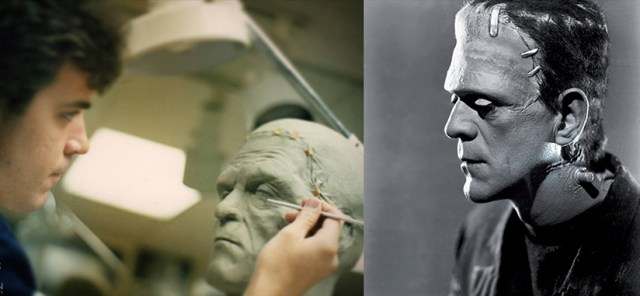 Maquillaje Frankenstein Una pandilla alucinante.