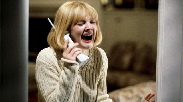 Drew Barrymore en 'Scream'