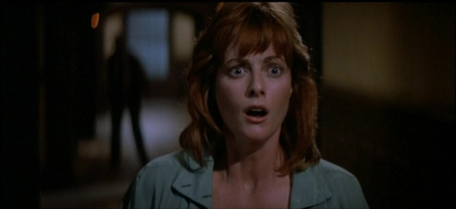 Lisa Blount in 'Prince of Darkness'