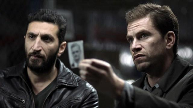Fares Fares y Nikolaj Lie Kass en Los Casos del Departamento Q