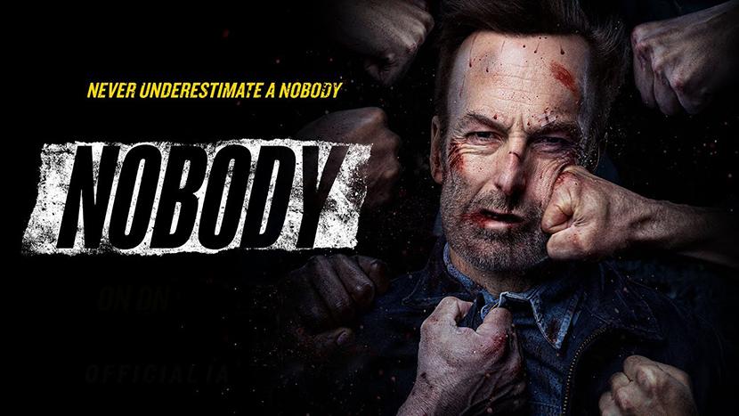 Nadie (Nobody, 2021) Movie poster Crítica de Las Crónicas de Deckard