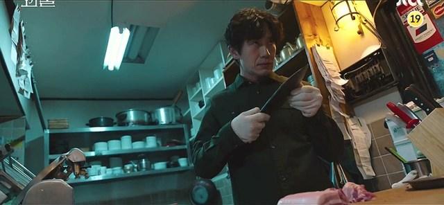 Shin Ha-kyun en el drama Beyond Evil.
