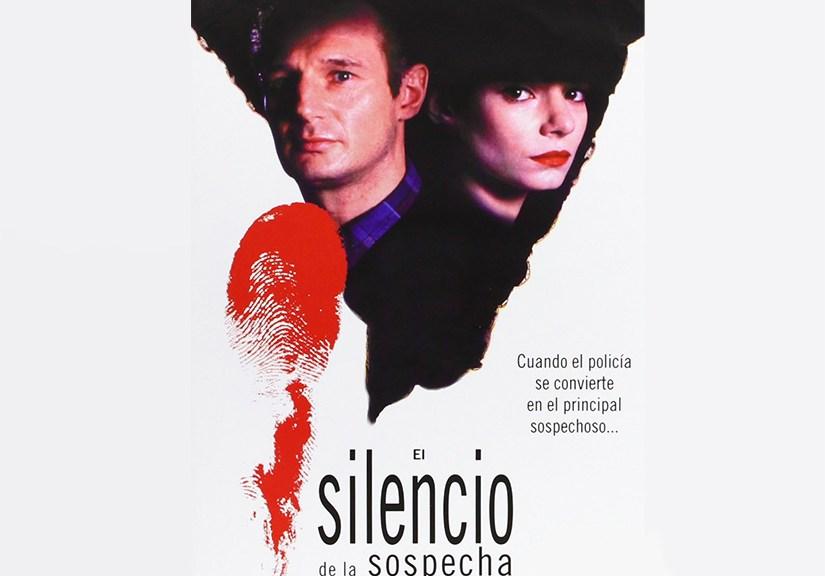 El silencio de la Sospecha 1991 Poster Critica Las Cronicas de Deckard