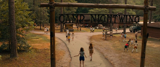 Campamento Nightwing 'La Calle del Terror Parte 2: 1978'. (Fear Street 1978)