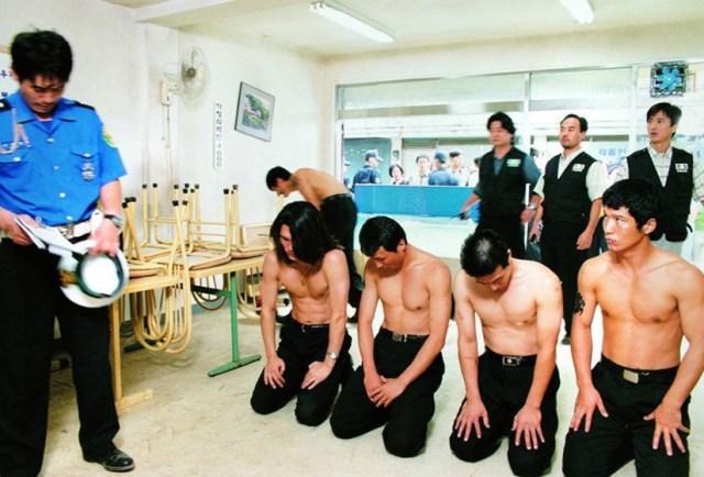 Sul Kyung-jul en Public Enemy (2002)