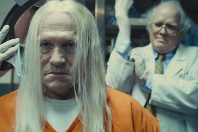 Michael Rooker y John Ostrander en 'El Escuadrón Suicida' de James Gunn.