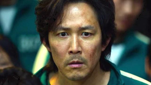 Lee Jung-jae en El Juego del Calamar