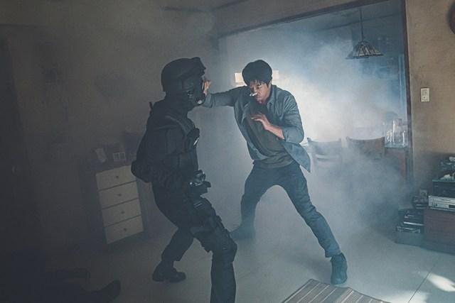 Action in 'Hitman: Agent Jun'