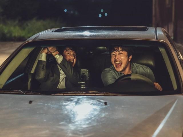 Buddy movie in 'Hitman: Agent Jun'