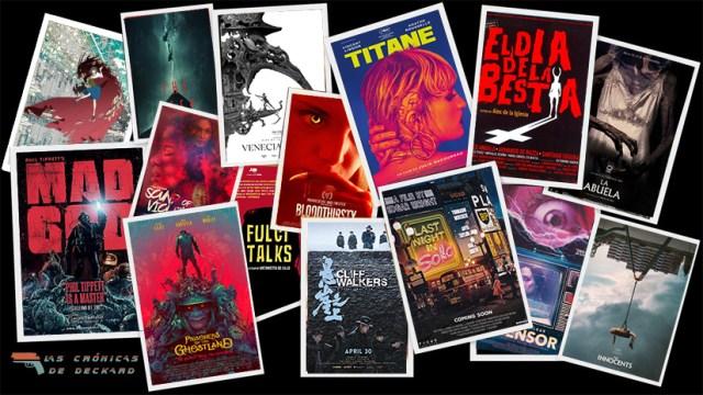 """Selección películas para """"Sitges 2021"""" de Las Crónicas de Deckard"""