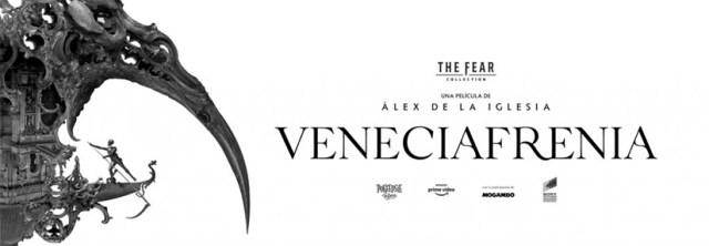 Poster de 'Veneciafrenia', de Alex de la Iglesia. Premiere en Sitges 2021.