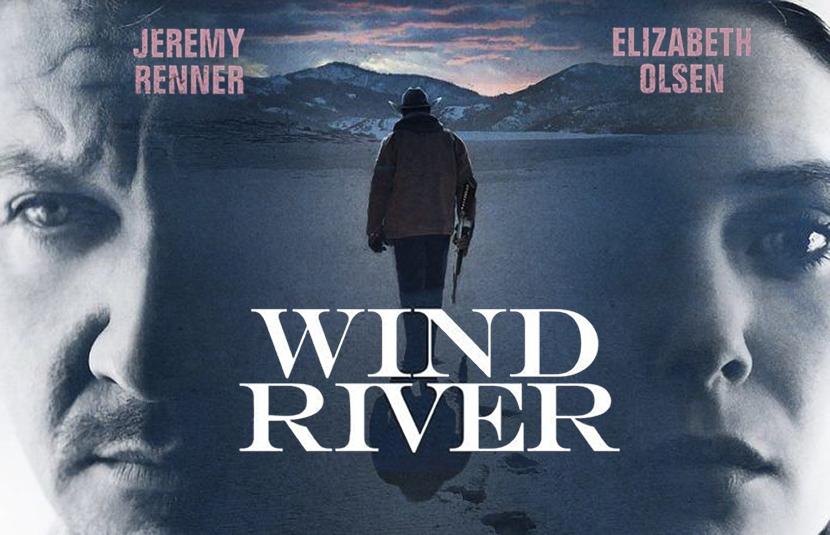 Poster Wind River para crítica Las Crónicas de Deckard