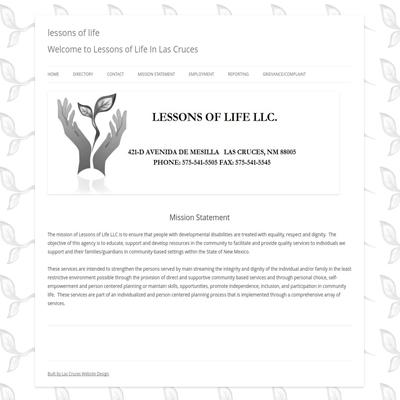LessonsofLifelc.com