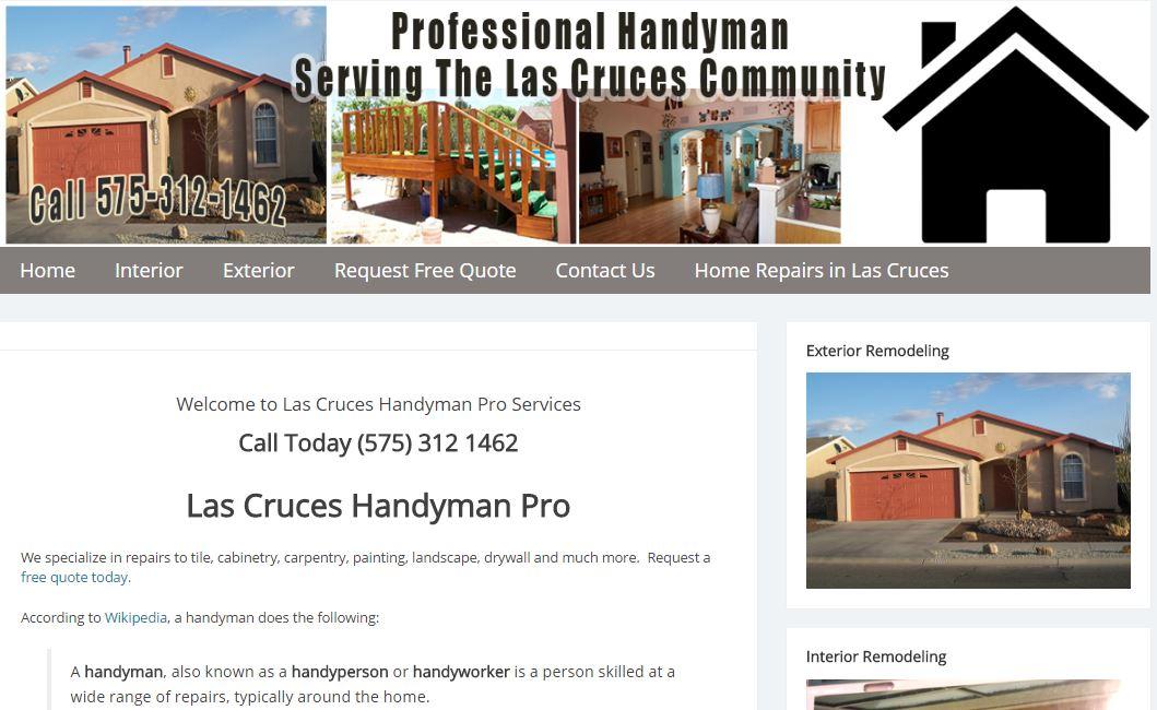 LasCrucesHandyManPro.com