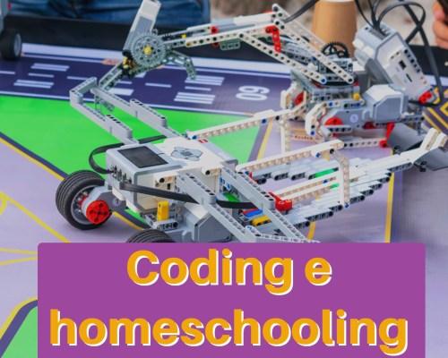 Coding in homeschooling
