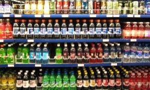 las gaseosas y las dietas