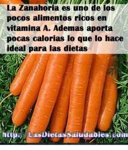 beneficos de la zanahoria