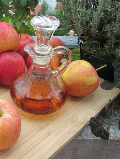 El Vinagre de manzana para adelgazar
