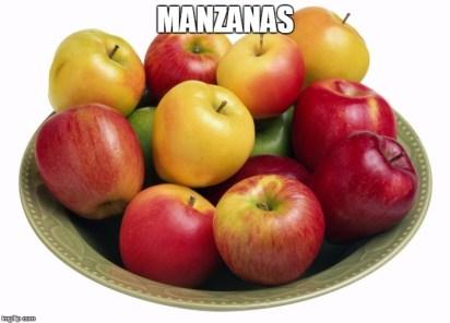 10 Super Alimentos Para La Limpieza Del Hígado manzanas