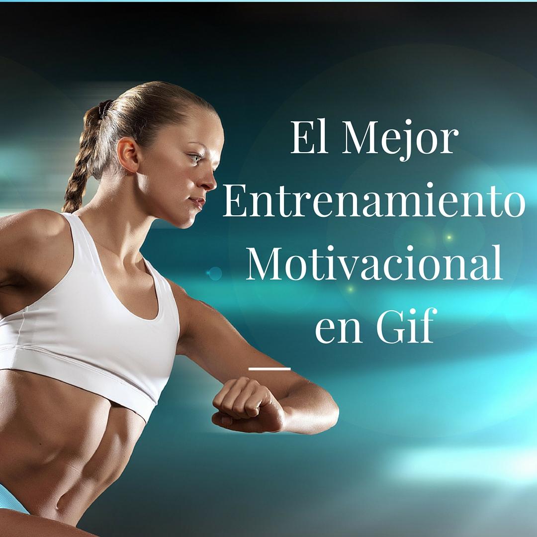 El Mejor Entrenamiento Motivacional