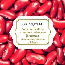 los frijoles son vegetales y fuente de vitaminas tales como la tiamina rivoflavina niacina y folacín