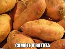 batata dulce