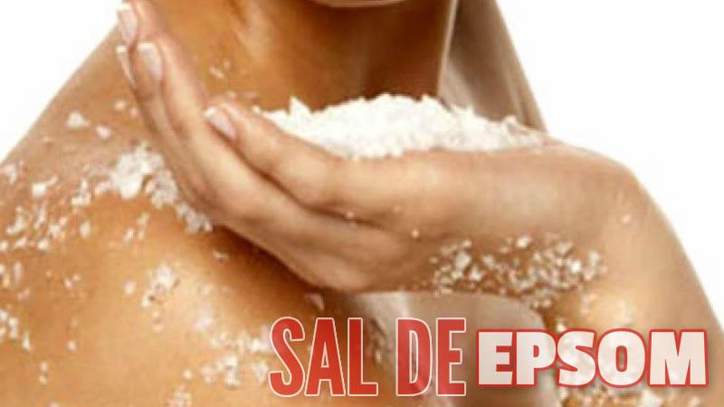 Descubre Los 10 mejores beneficios para la salud de la sal de Epsom (Sulfato de Magnesio)
