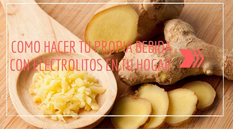 Bebida Con Electrolitos Casera – Como hacer Tu Propia bebida Con Electrolitos en Tu hogar
