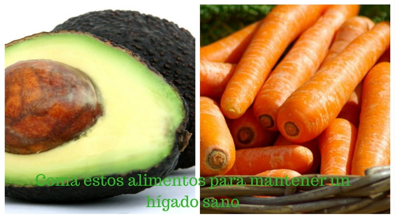 Coma estos Alimentos Para Mantener Un hígado Sano