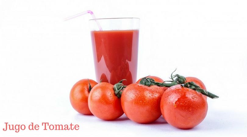 Conoce Porque El Jugo de Tomate es Bueno Para La Salud