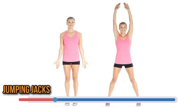 ejercicios de quema de grasa