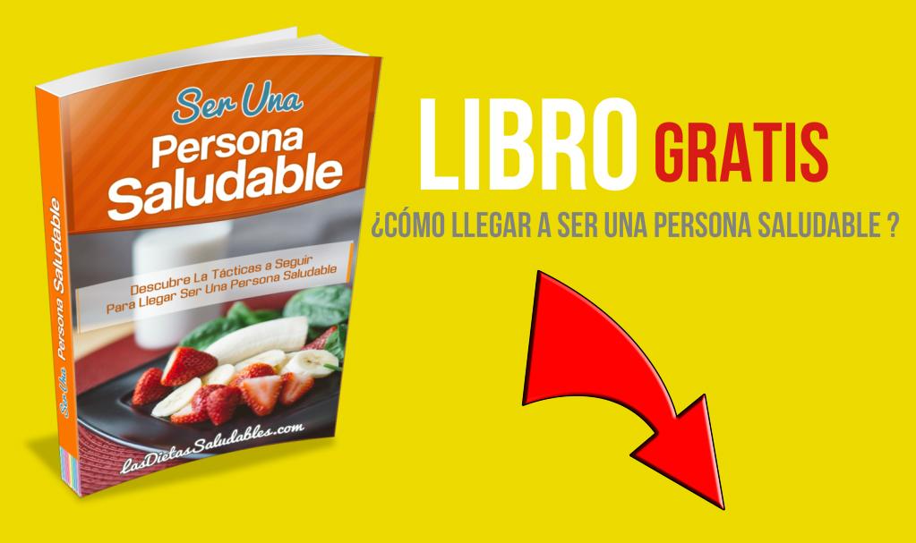 Libro Ser Una persona Saludable