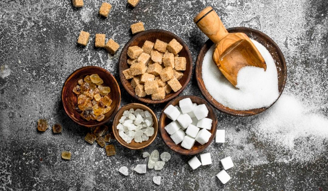 ¿Son ciertos tipos de azúcares más saludables que otros?