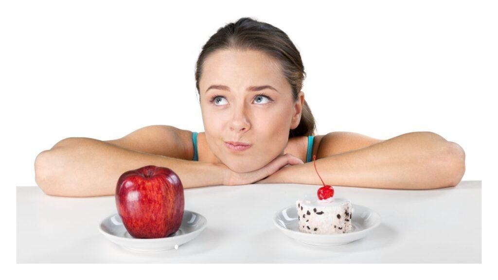 Hacer dieta para bajar de peso