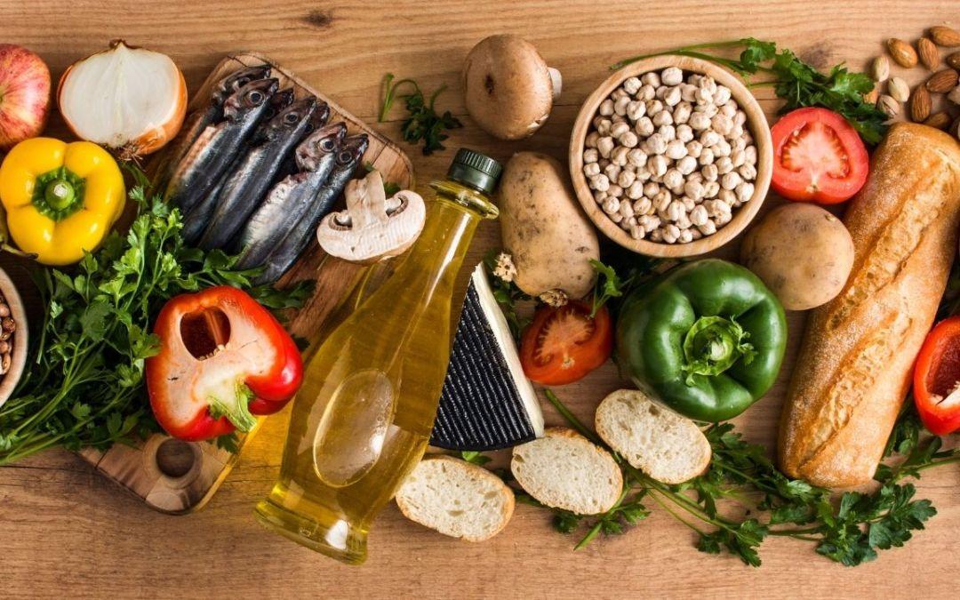 La Dieta Mediterranea La Mejor del Año