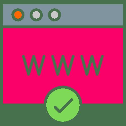 website building icon