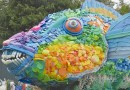 Washed Ashore: Art to Save the Sea comes to the Tulsa Zoo