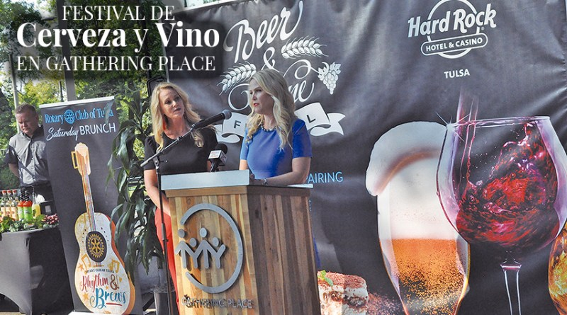 Beer & Wine Festival coming to Gathering Place
