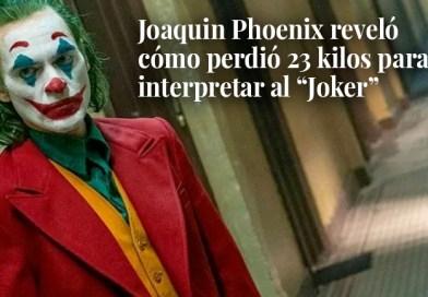 Joker: Joaquin Phoenix lost so much weight to play Batman villain he started 'going mad'