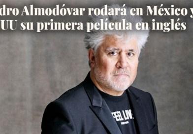 Spanish cinema Pedro Almodóvar plans his 1st film in America